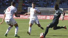 Vinícius Junior vs la Cultural: penalti provocado, otro no pitado y ocasión fallada