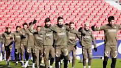 Héctor Herrera se incorpora al grupo y estará listo para Eibar