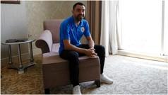 """Xavi: """"¿Entrenar al Barça? Empiezo de cero, no puedo coger un Ferrari, debo comenzar con un barquito"""""""