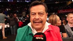 Los aficionados mexicanos opinan sobre la pelea Canelo vs Rocky Fielding