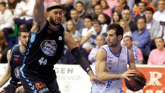 Liga ACB. Resumen Burgos - Breogán