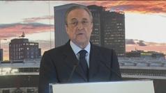 """Florentino Pérez: """"Luka Modric representa el talento y los valores del Real Madrid"""""""