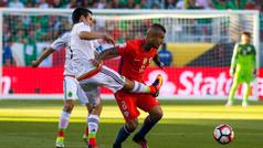 """""""Esperemos que estos jugadores cumplan y le ganen a Chile"""""""