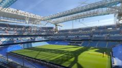 Más detalles del nuevo Bernabéu desvelados: ¿nuevos palcos VIP?