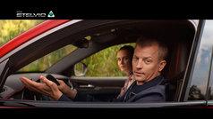 Kimi Raikkonen, estrella del anuncio del Alfa Romeo Stelvio Quadrifoglio