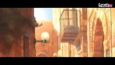 La leyenda de Gino Bartali se hace dibujo animado en una película por la paz entre árabes e israelís