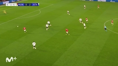 Gol de Rashford (1-2) en el Manchester United 3-2 Atalanta