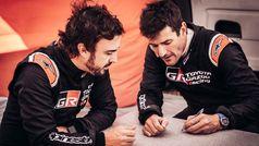 Oficial: Marc Coma, copiloto de Alonso