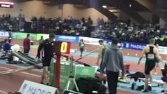 Yulimar Rojas, récord del mundo de triple salto en Madrid