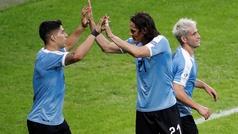 Copa América 2019 (Grupo C): Resumen y goles del Uruguay 4-0 Ecuador