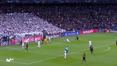 Casemiro salvó al Madrid... de un autogol de Sergio Ramos