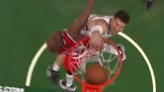 Top 5 NBA: La posterización extrema que no había sufrido en 12 años de carrera