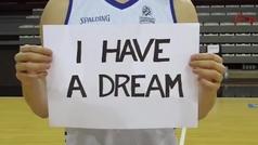 El Morabanc Andorra, contra el racismo con el lema de Luther King Jr: 'I have a Dream'.