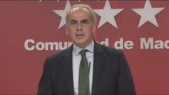 Madrid prohíbe las reuniones en espacios públicos y privados entre las 00:00 y las 6:00 horas