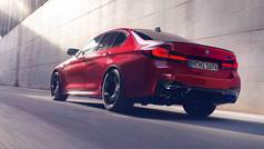BMW M5: una bestia vestida de etiqueta