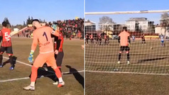 El penalti más 'loco' de la historia del fútbol: ¡imposible que se vuelva a repetir!