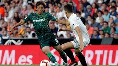 LaLiga (J4): Resumen del Valencia 0-0 Betis