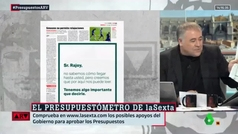 Ferreras comentó el anuncio para MARCA en ARV