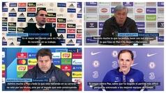 """Los entrenadores de la Premier y de Europa rendidos a Guardiola: """"Es el mejor"""""""