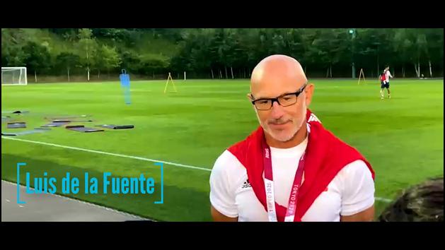 """Luis de la Fuente: """"Hay que oxigenar al equipo, meter un impulso nuevo"""""""