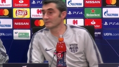 Valverde descarta a Suárez para la Champions