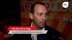 """Horacio de la Vega: """"Hoy se marca un hecho muy importante"""""""