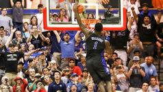 Zion Williamson deja otra de sus brutalidades en la NCAA