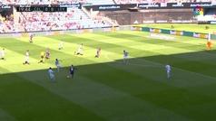 Gol de Morales (0-1) en el Celta 1-4 Levante