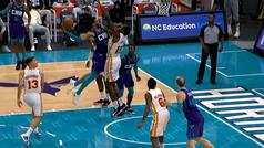 El mate más salvaje de la temporada en la NBA: mira las caras del banquillo