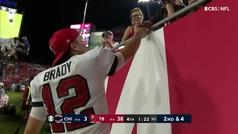 El mejor gesto de Tom Brady