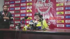 """Maradona se desdice: """"No nombré a Messi"""""""