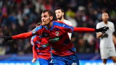 Champions League (J6): Resumen y goles del Viktoria Plzen 2-1 Roma