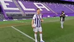 Ben Arfa ya viste la camiseta del Real Valladolid