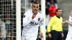 Europa League (octavos, ida): Resumen y goles del Valencia 2-1 Krasnodar
