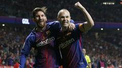 Copa del Rey (final): Goles del Sevilla 0-5 Barcelona