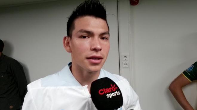 Chucky Lozano a tope; anota gol en la victoria del PSV