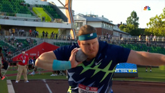 Ryan Crouser bate el mítico récord del mundo de peso de hace 31 años