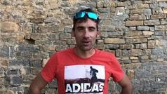 Luis Alberto Hernando estará en EREMUA, la primera Estación de Bike y Trail de Navarra