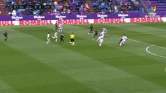 Gol de Oro (J31): Gol de Roque Mesa (0-1) en el Valladolid 0-2 Sevilla