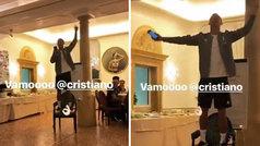 ¡A Cristiano también le toca! Así fue su novatada con la Juventus