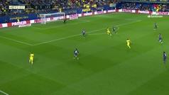 Gol de oro: Gol de Pedraza (1-1) en el Villarreal 1-1 Levante