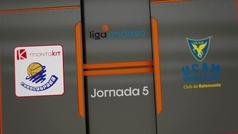 Liga ACB. Resumen: Fuenlabrada 75-74 Murcia
