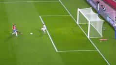 Gol de Rashford (0-1) en el Granada 0-2 Manchester United
