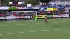 La locura en el ascenso Cardiff MET FC para la Europa League