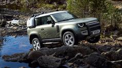 El Land Rover Defender cambia de era