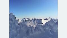 Brutal: el vertiginoso paseo de Kilian Jornet por las montañas