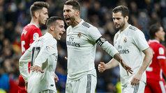 Copa del Rey (cuartos, ida): Resumen y goles del Real Madrid 4-2 Girona