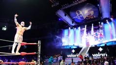 Los técnicos triunfan en una extraordinaria función en la Arena México
