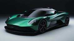 Aston Martin Valhalla: bella y bestia