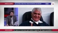 """Mario Trejo: """"Pagar por quedarse es una cosa muy desagradable"""""""